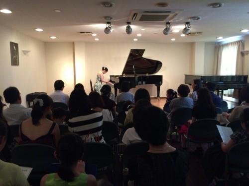◆寿明義和先生特別レッスンのご案内◆<東京>