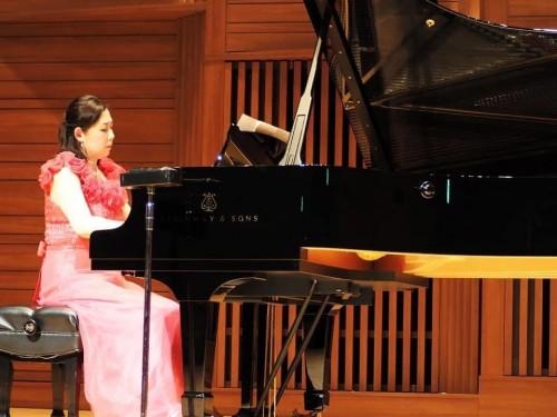第2回ブルーメン部門銀賞受賞の牧野千城さんが演奏会へ出演