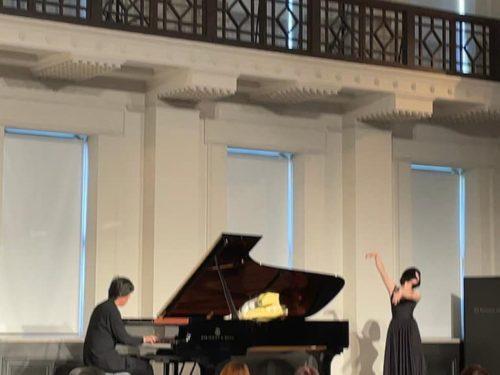 寿明義和ピアノコンサート~夢のマチネ~が開催されました